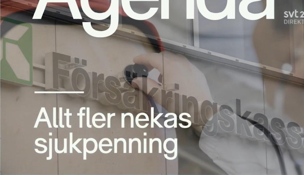 Agenda intervju med Annika Strandhäll