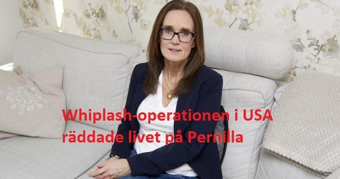 Pernilla-whiplash