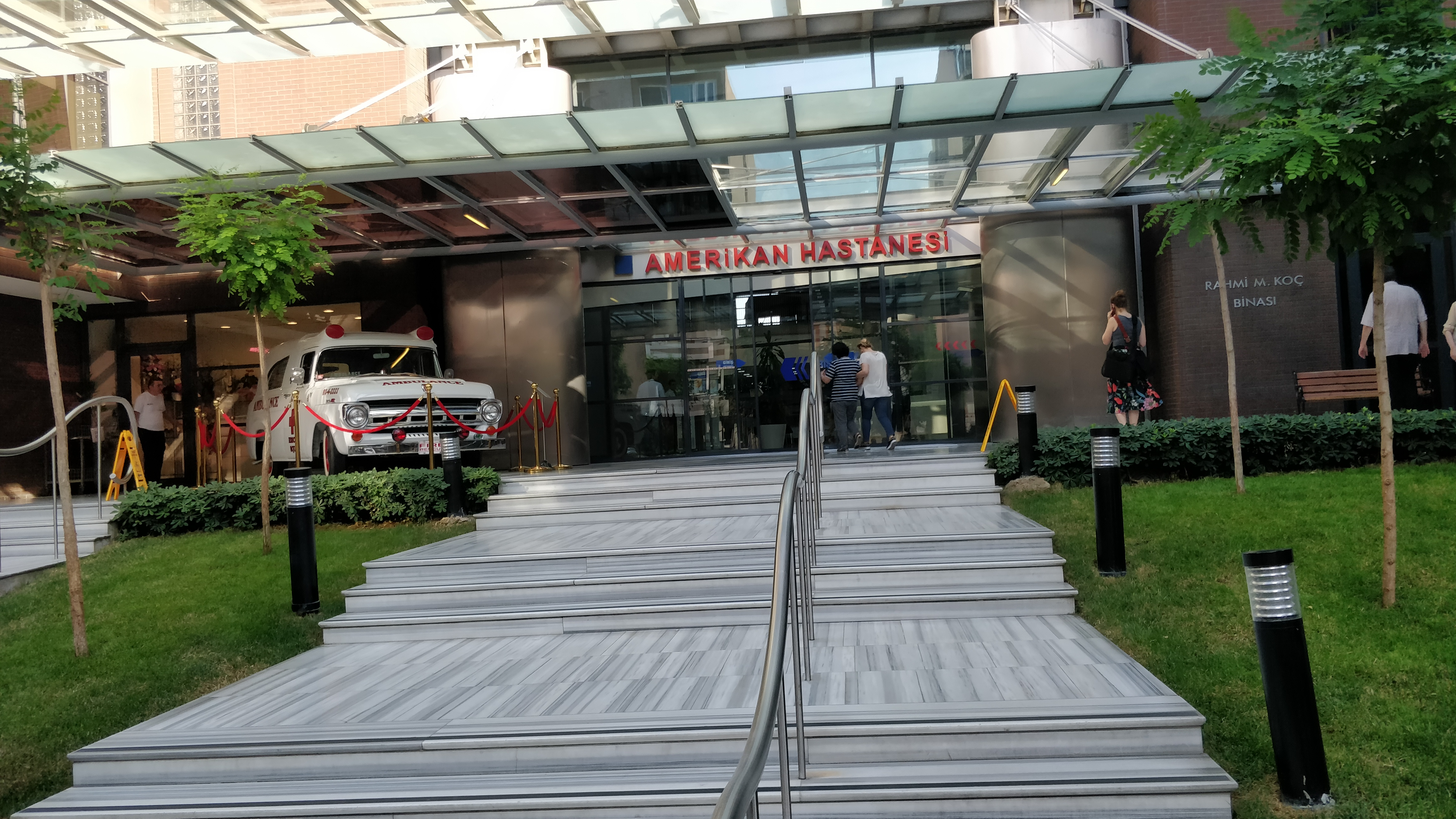 American Hospital, Istanbul